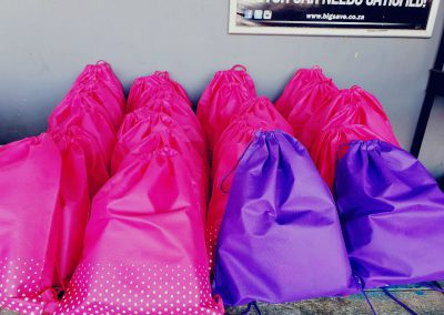 Dignity Packs For Girls – 1 & 2