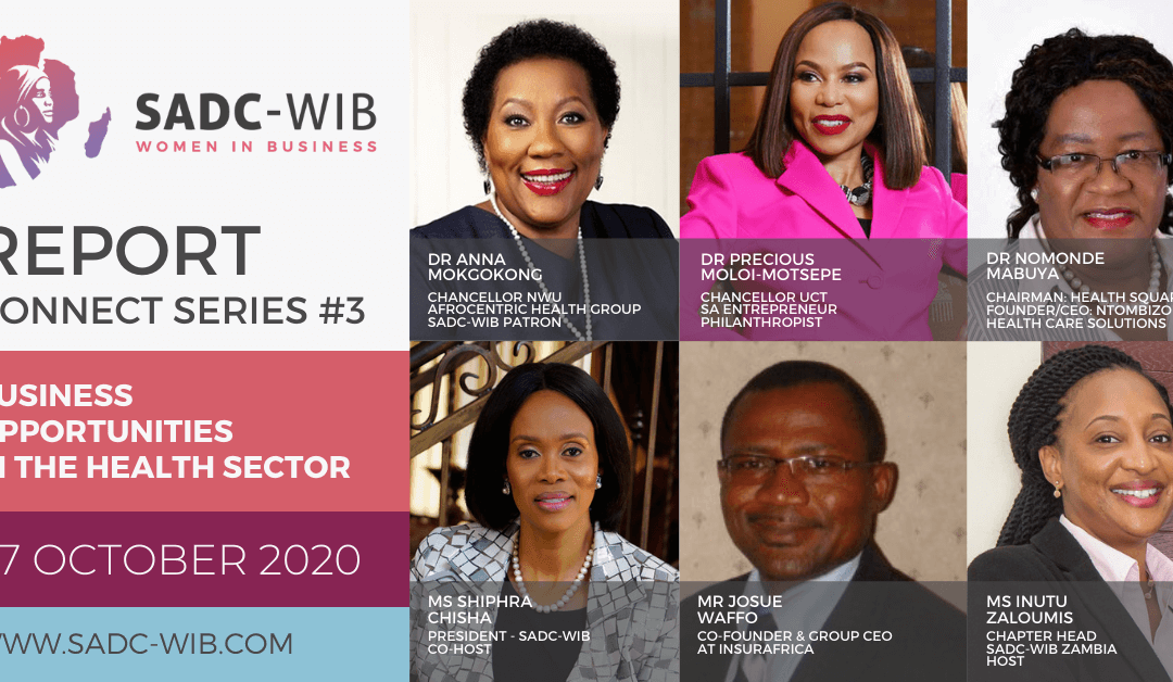 The Role of Women and Business Opportunities in the Health Sector